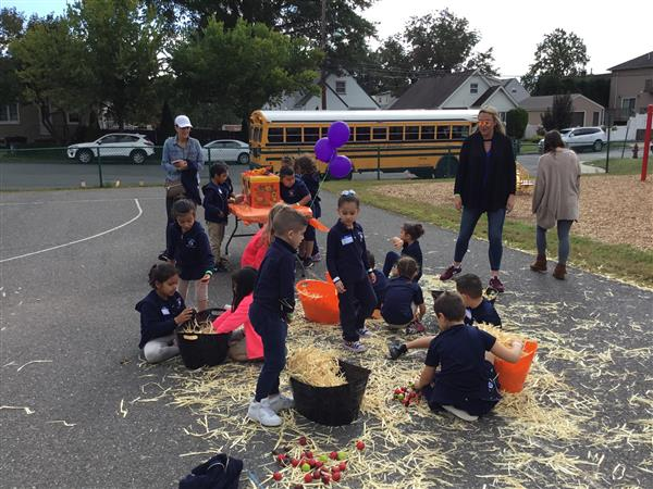 Learning Through Play at Fall Festival!