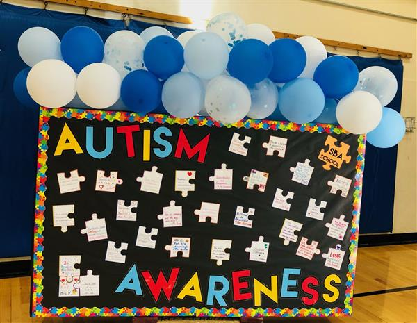 SBA Supports Autism Awareness! Click Here to Play Video :)!
