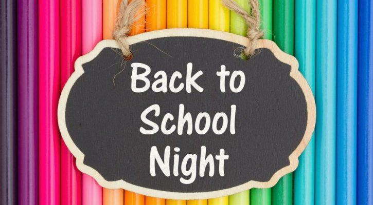 Virtual Back to School Night - Wednesday, September 23rd at 6:45pm!  Watch our welcome back video from our staff!