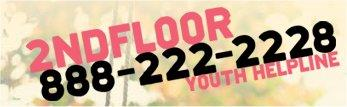 Image of 2nd floor helpline phone number 888-222-2228
